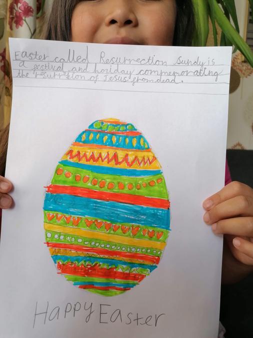Fran's Easter Egg