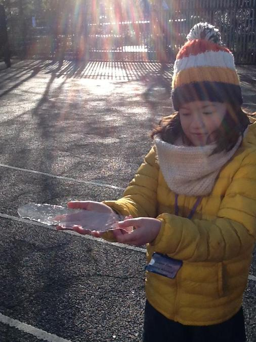 finding and exploring sheets of ice