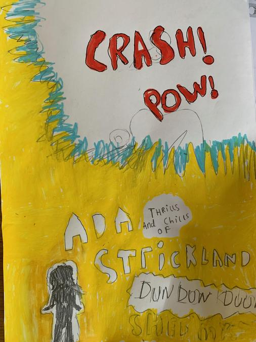 Ada's book cover