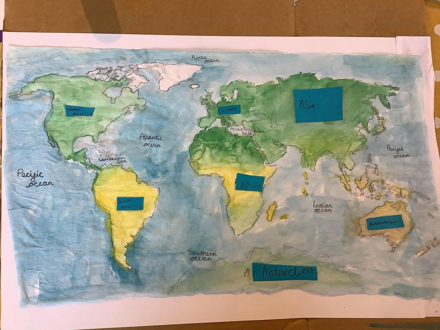 Amazing map