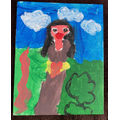 Caitlyn's Mona Lisa