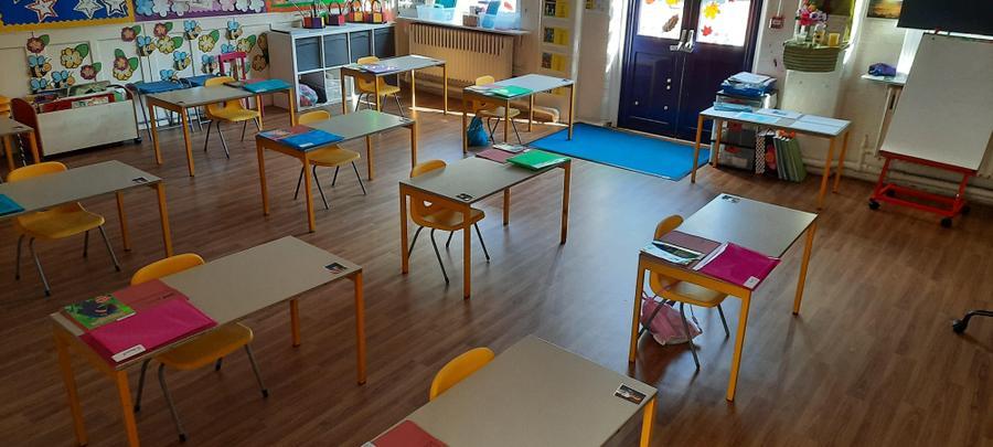 Pixie's classroom