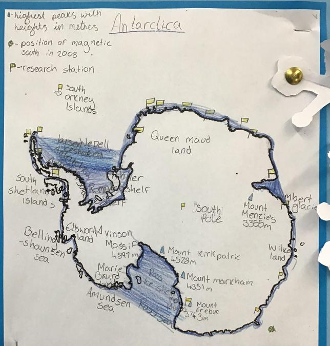 Phoebe's Map