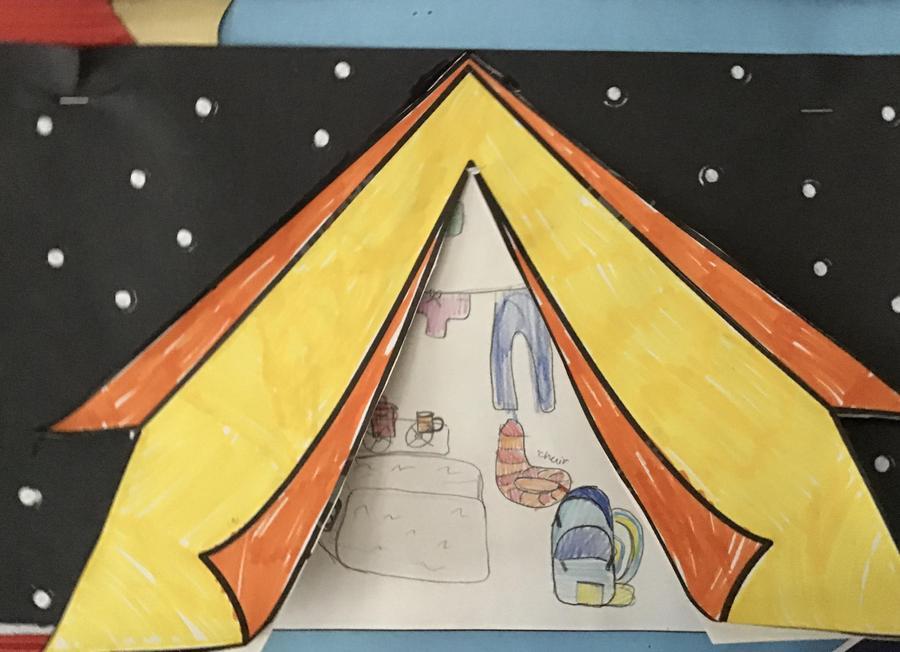 Antarctica Shelter