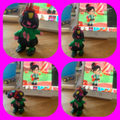 Grace's Stop Motion Character