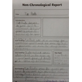 Super report writing in the classroom