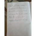 Jude's Buckingham Palace writing