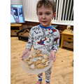 Alfie has been baking!