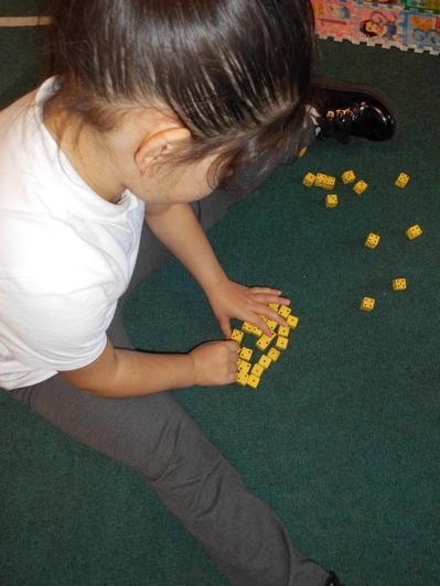 Sorting dice