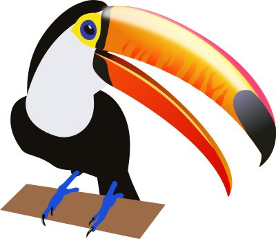 Toucan: Mrs Middlteon-Rees