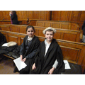 Prosecution barristers and solicitors...