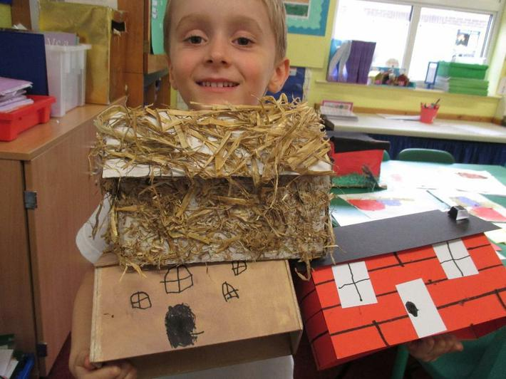 We are very proud of our work!