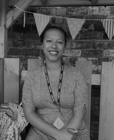 Miss Tessa St. Bernard, Dragonflies Teacher