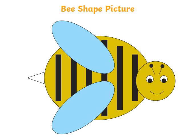Example of 2D shape picture