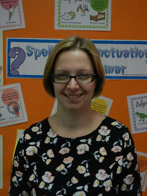 Mrs Bates is a Class Teacher and SENCO