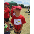 Riley came 3nd in the javelin- well done