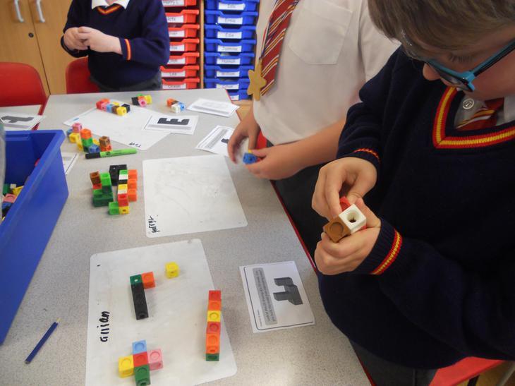 Maths investigation - 3D Shapes