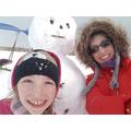 Catherine's snowman