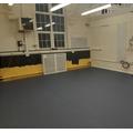 New non- slip flooring has been laid