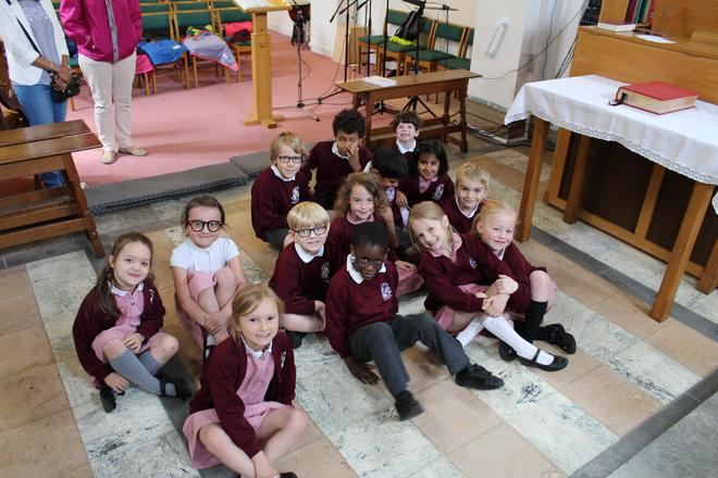 Visit to St George's Church