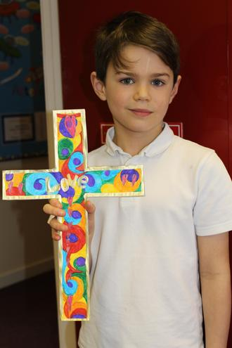 Che's cross