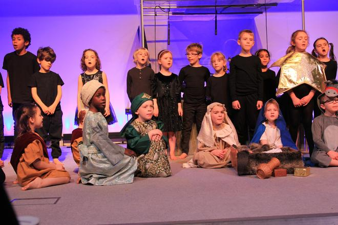 Nativity 2016 performed at King's Church