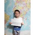 Kuba's map work