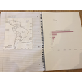 Audrey's awesome Geog and ICT skills!