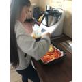 Michalina's Cooking