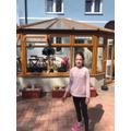 Michalina's Parachute Experiment