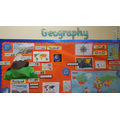 Geography Area