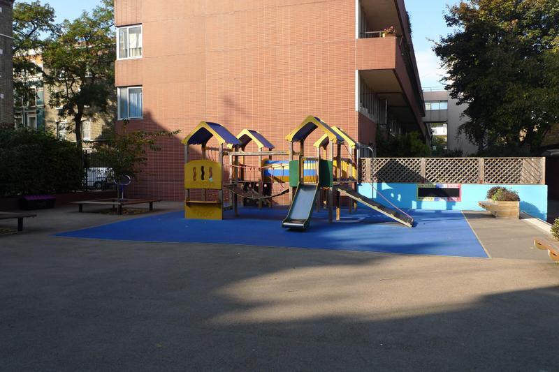 KS1 Playground