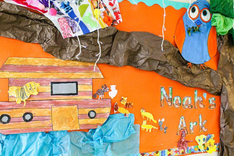 Foundation Phase Noah's Ark