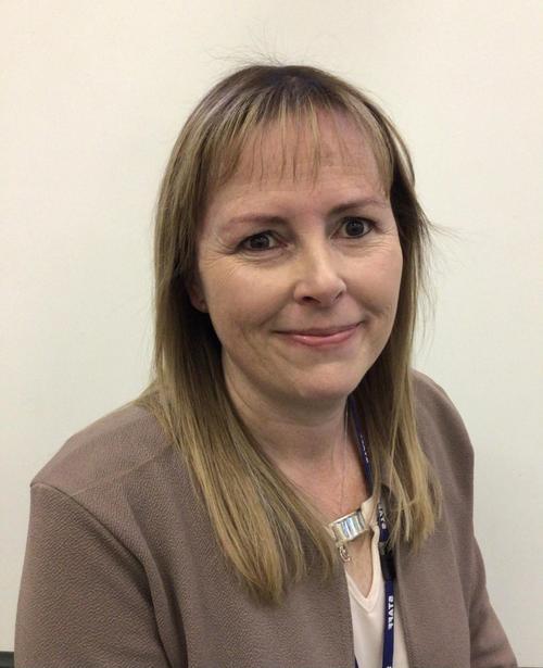 Mrs Whiteley: School Secretary