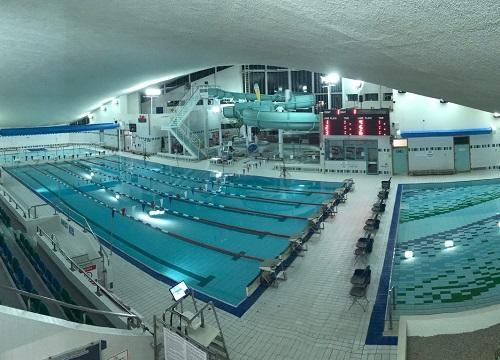 Wrexham Swimming Pool