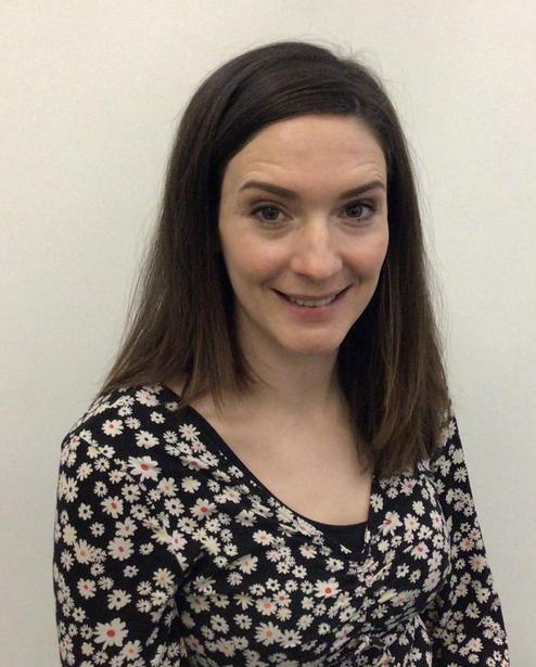 Mrs Campbell-Griffiths: YR Teacher