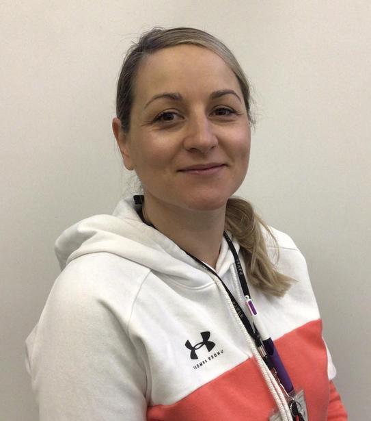 Mrs Brylowska: Teaching Assistant