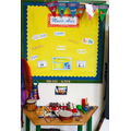 Classroom music area Foundation Phase