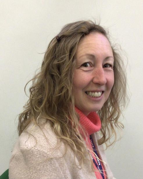 Mrs Oldham: Teaching Assistant