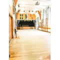 Our KS2 Indoor Sports and Dining Hall