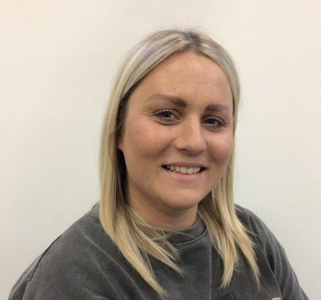 Miss Pritt: Teaching Assistant