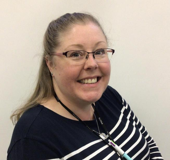 Mrs Hallam: Teaching Assistant
