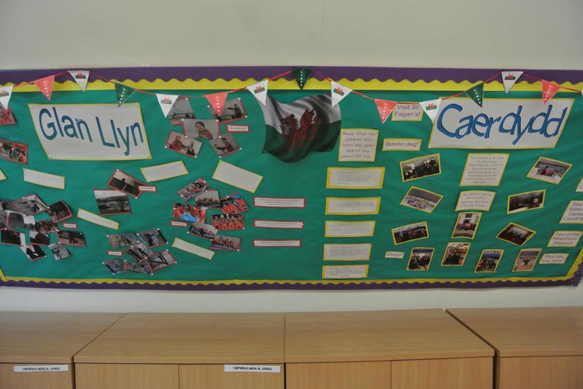Year 6 Glan Llyn Residential