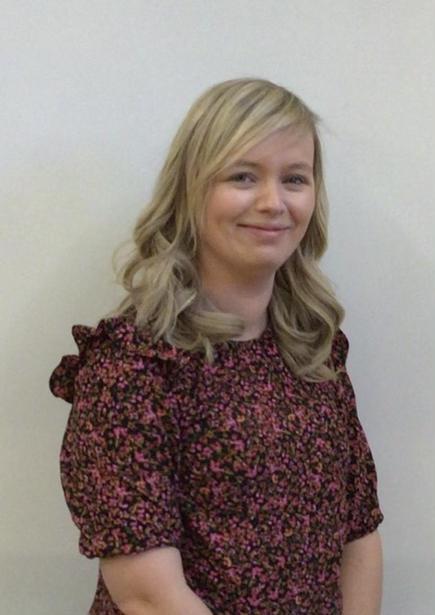Miss Hooson: Teaching Assistant