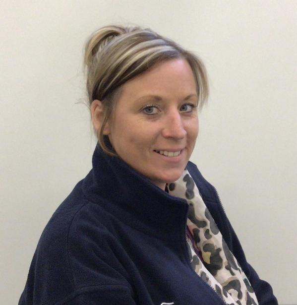 Mrs Hamner: Teaching Assistant
