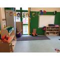 Nursery & Reception Construction