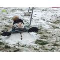 Phoebe's Snowman