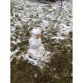 Ellena's Snowman