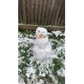 Callum's Snowman
