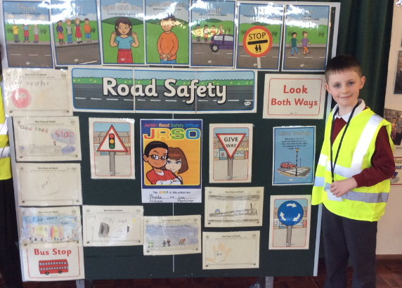 JRSO and their notice board